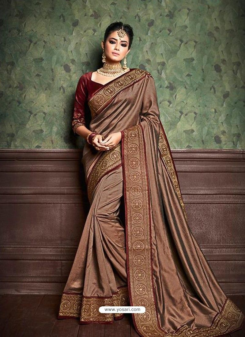 Admirable Pin on Gold Designer Silk Saree