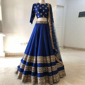 Bridal Royal Designer Lehenga Choli