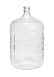Glass Carboys and Lids - Braukorps
