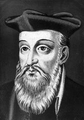 Nostradamus used the Scrying Mirror as a tool for predicting the future.
