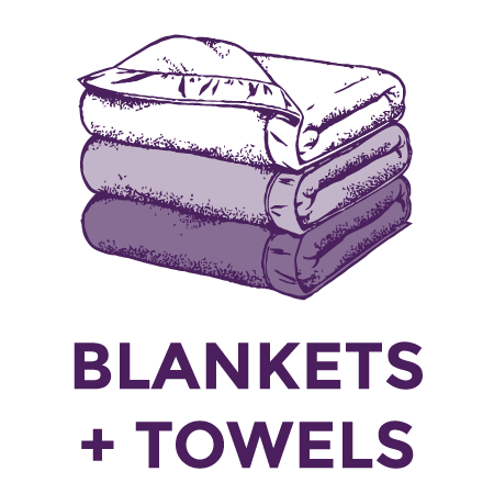 Blankets, Beach Towels & Throws