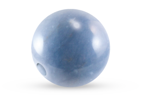 Angelite Bead Voltlin Spiritual Healing Crystals & Gemstones Jewelry
