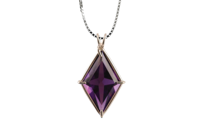 Ascension Star Evolution Pendant, Collection Image, Shop Sacred Geometry Crystal Jewelry, VOLTLIN