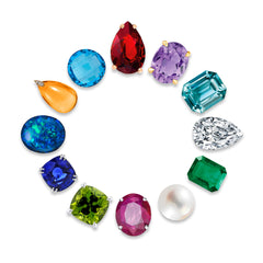Birthstones by Month - Learn Their History, Colors, & Meanings