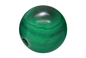 malachite Bead Voltlin Spiritual Healing Crystals & Gemstones Jewelry