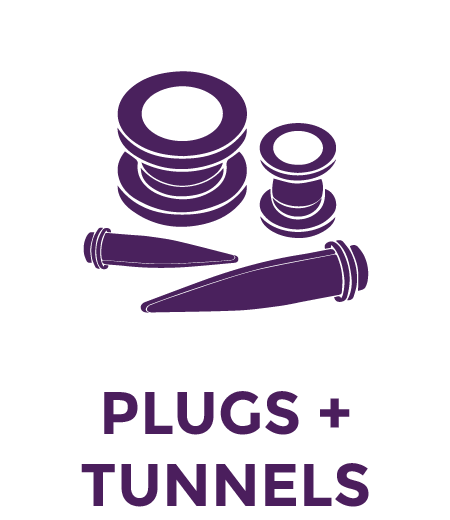 Plugs & Tunnel Earrings