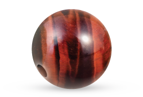 Red Tiger's Eye Bead Voltlin Spiritual Healing Crystals & Gemstones Jewelry