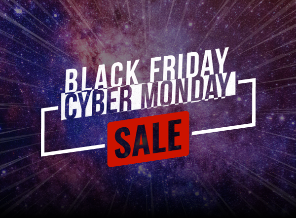 Black Friday, Cyber Monday, Sale!, Voltlin.com,