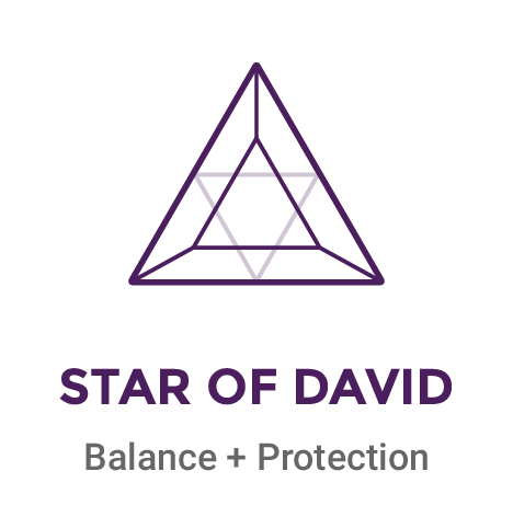 Star of David (Balance & Protection)