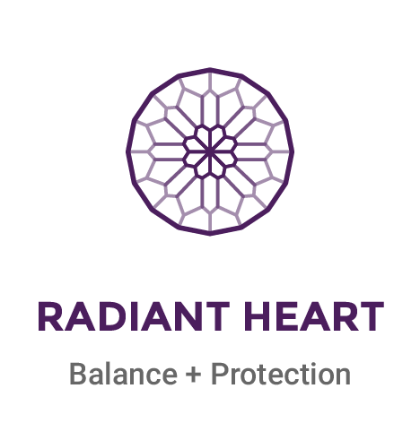 Radiant Heart (Balance & Protection)