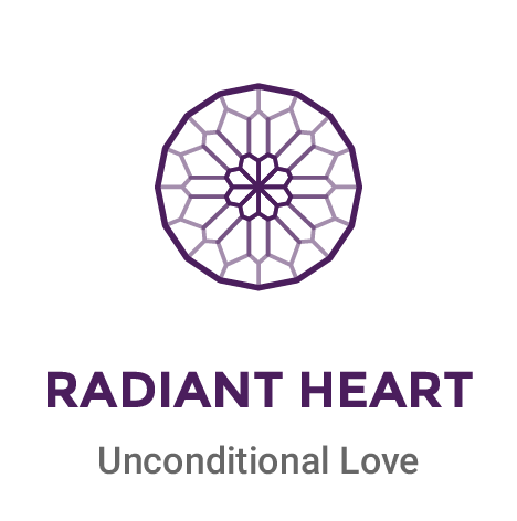 Radiant Heart (Unconditional Love)