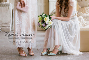 Rachel Simpson Shoes | Silver Moon