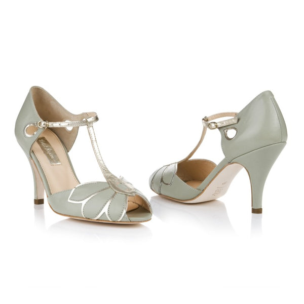 Rachel Simpson Mimosa Wedding Shoe