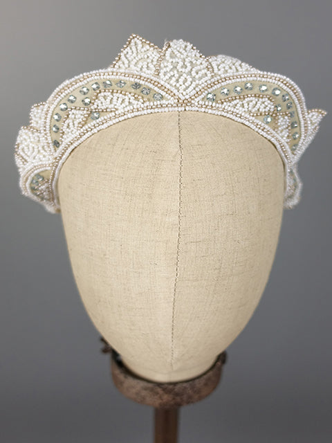 Vintage Juliet Crown Cap