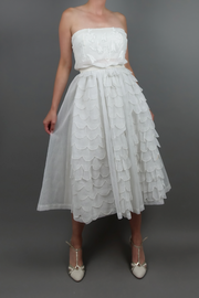 Iris | Little White Dresses | Silver Moon | 1