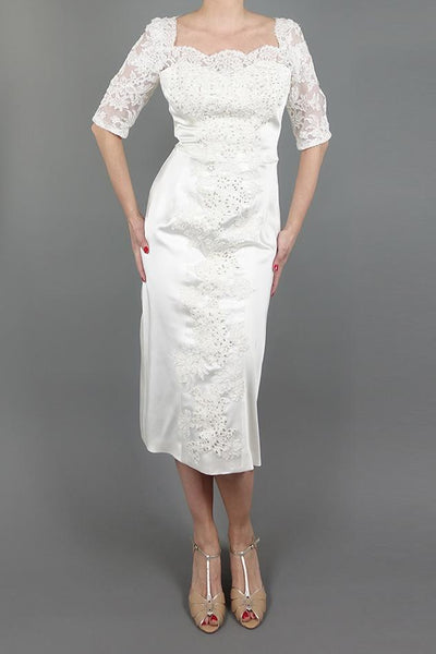 Dita Dress | Little White Dresses | Silver Moon