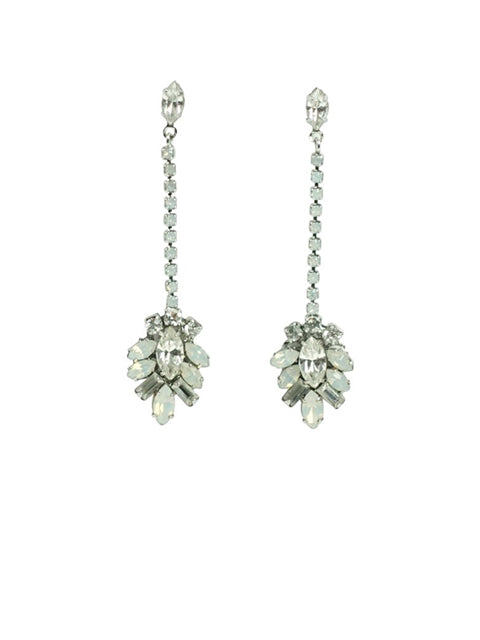 Ti Adoro Opal Deco Drop Earring