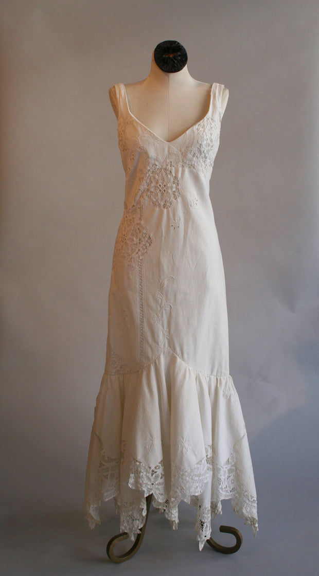 Vintage Becky Bisoulis Gown