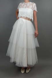 Dahlia | Little White Dresses | Silver Moon | Side