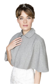 Silver Moon | Vintage Inspired | Elly Cape
