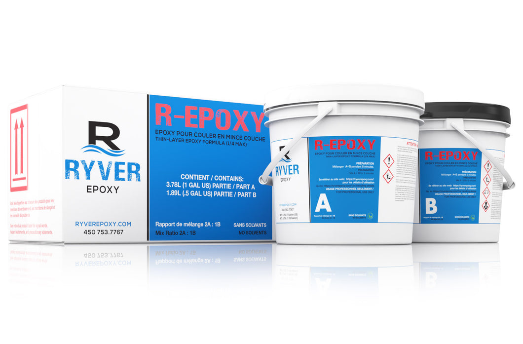 RYVER R-Epoxy 1.5G kit