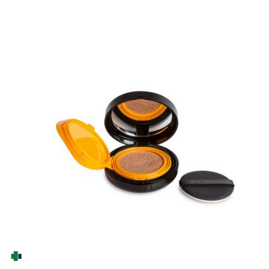 HELIOCARE 360º COLOR CUSHION COMPACT SPF 50+  PROTECTOR SOLAR COLOR BRONZE 15 ML