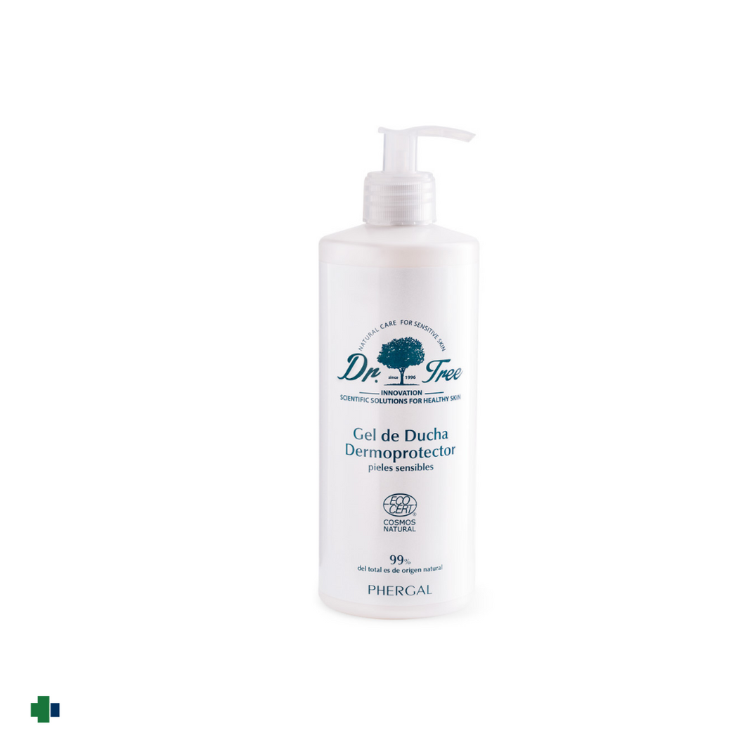 DR.TREE GEL DE DUCHA PIELES SENSIBLES  500 ML