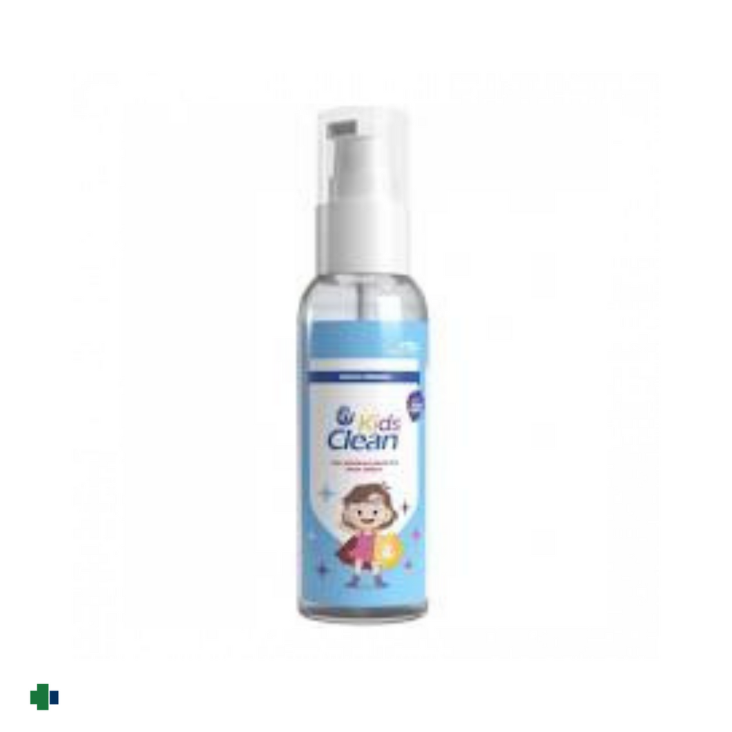KIDS CLEAN  GEL HIDROALCOHOLICO  BLACK CHERRY 60ML.
