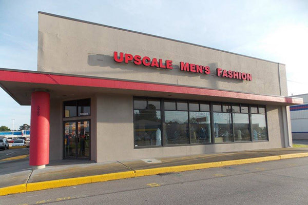 Upscale Men's Fashion Norfolk, VA Location
