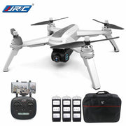 JJRC Long Flight Time Drone for Adults,JJRC Drone with 2K FHD Camera Live Video, 5G WiFi FPV GPS Return Home Quadcopter with Brushless Motor, Follow Me, Long Control Range-Drone Direct Shop-Drone Direct Shop