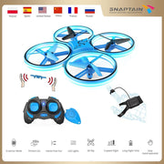 Mini Drone Hand Operated RC Quadcopter-Drone-DroneDirectShop-Blue with 2 battery-Worldwide-Drone Direct Shop