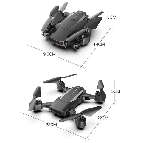 New Mini Drone With Camera-Drone with camera - Best Drone with camera-DroneDirectShop-4K Black-Drone Direct Shop