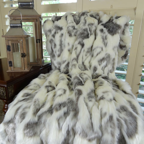 Rabbit Fur Ivory