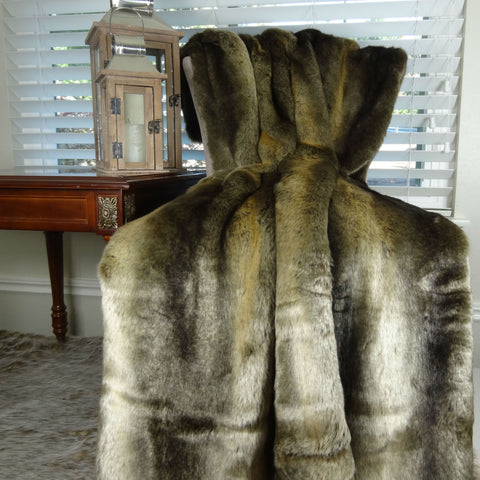 Tissavel Volga Rabbit Fur