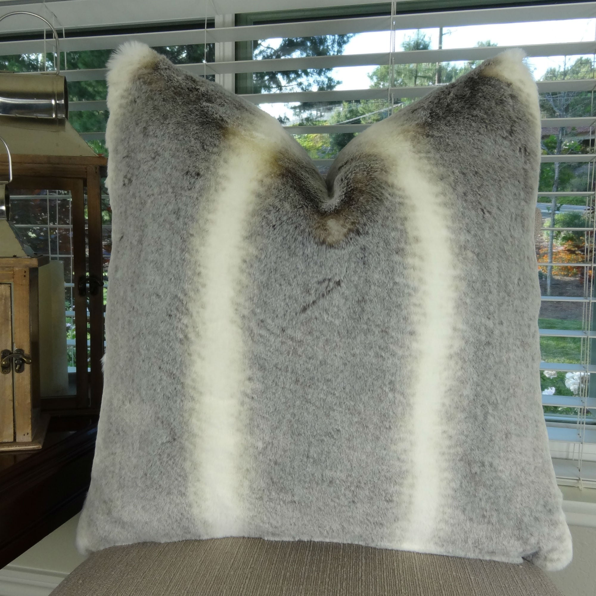 and com gardens ip faux arctic ivory homes decorative pillow walmart throw fur better