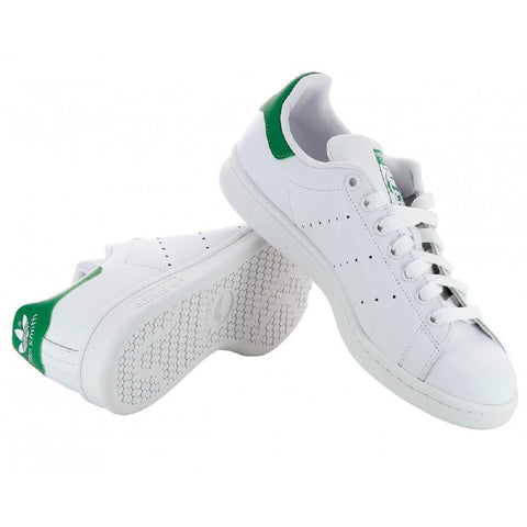 Adidas Originals M20324 Stan Smith Sneakers White-Green