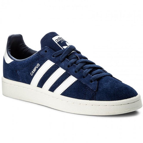 Adidas BZ0086 Campus Sneakers Suede Blue
