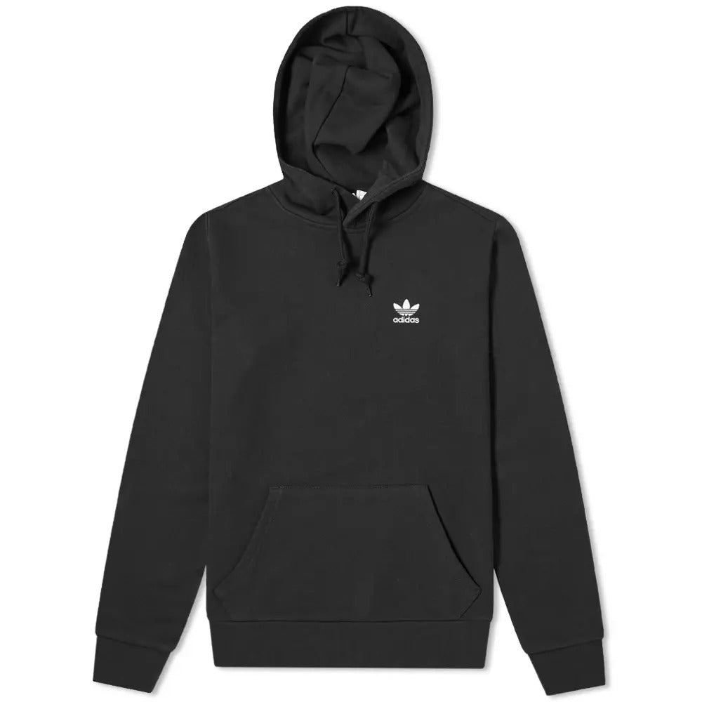 Adidas Originals FM9956 Essential Hoody Sweatshirt BLACK