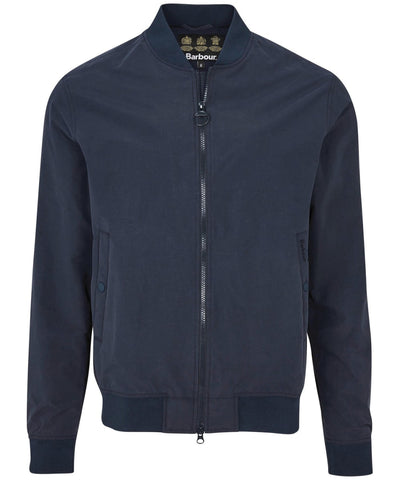 Barbour MCA0714-NY71 Casual Jacket Yond BLUE navy