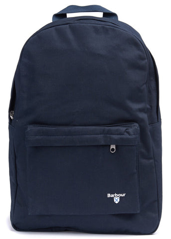 Barbour UBA0512 NY91 Cascade Backpack Zaino BLU navy