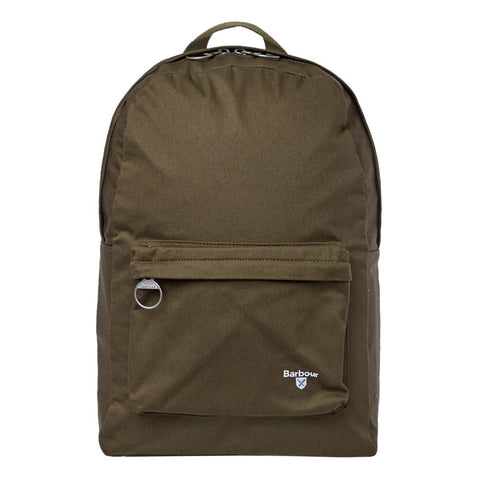 Barbour UBA0512 OL51 Cascade Backpack Zaino OLIVE GREEN