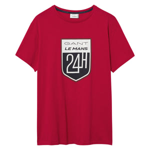Gant 2003047-610 The Original Le Mans Limited SS T-Shirt RED