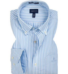 GANT 3062000-468 Broadcloth Stripe Button Down Shirt