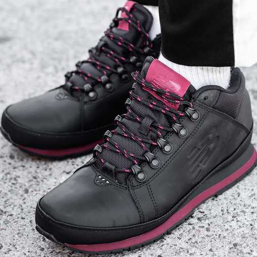 NEW BALANCE H754KR Boot Leather Waterproof BLACK