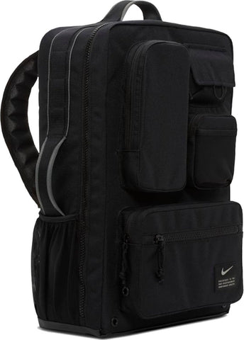 Nike UTILITY Unisex black training backpack CK2656-010