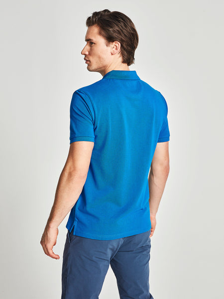 North Sails 692240-760 Cotton Pique' Polo SS ROYAL Blue