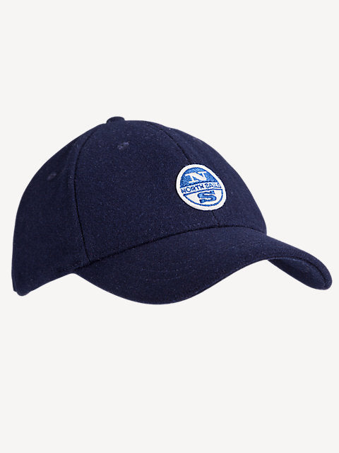 North Sails 3072-802 Baseball Cotton Cap Navy