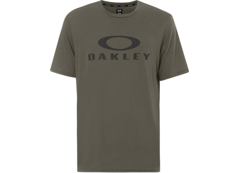 OAKLEY 457130-87V Logo T-Shirt O Bark OLIVE Green