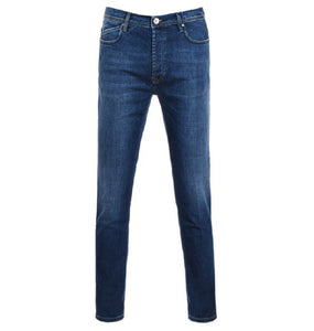 Re-Hash P299-2700 Musante-1 Denim Jeans 5 Pockets Medium Denim Wash