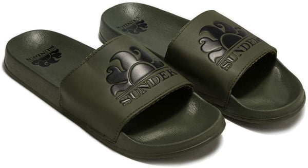 SUNDEK Sea Shoe AM338ASP100-302 Costa Sandal Dark AR Green